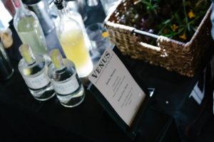 Fine refreshments from Venus Spirits