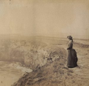 extraordinary lighthouse keeper, naturalist, and collector, Laura Hecox