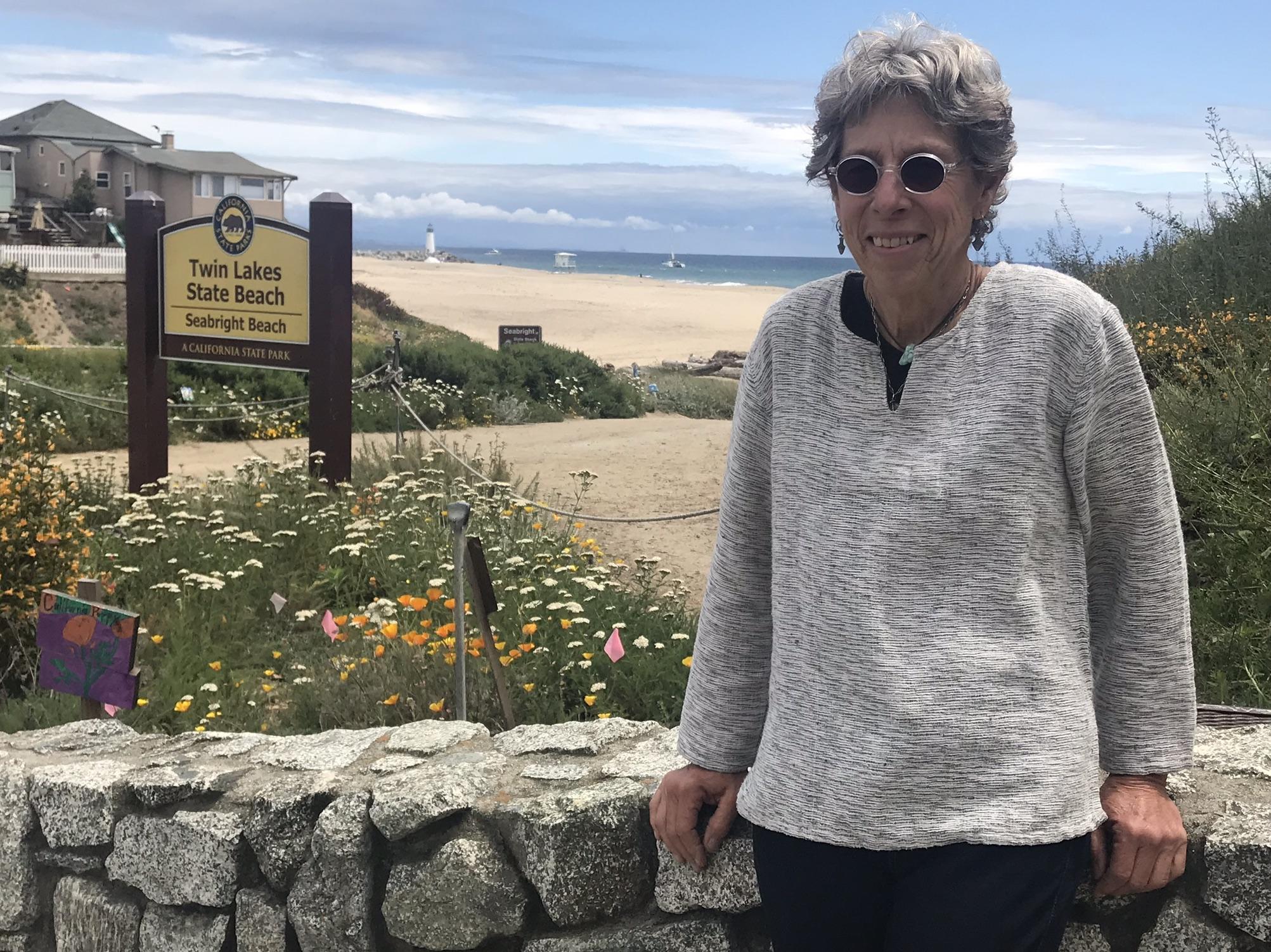 Joanne Curby, Seabright Neighborhood Liaison