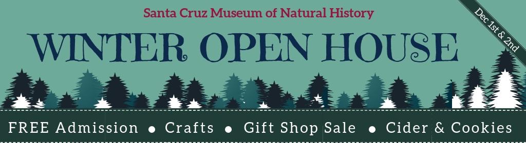 Winter Open house banner