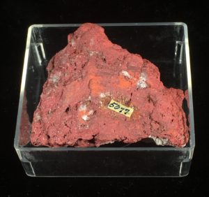 Cinnabar sample