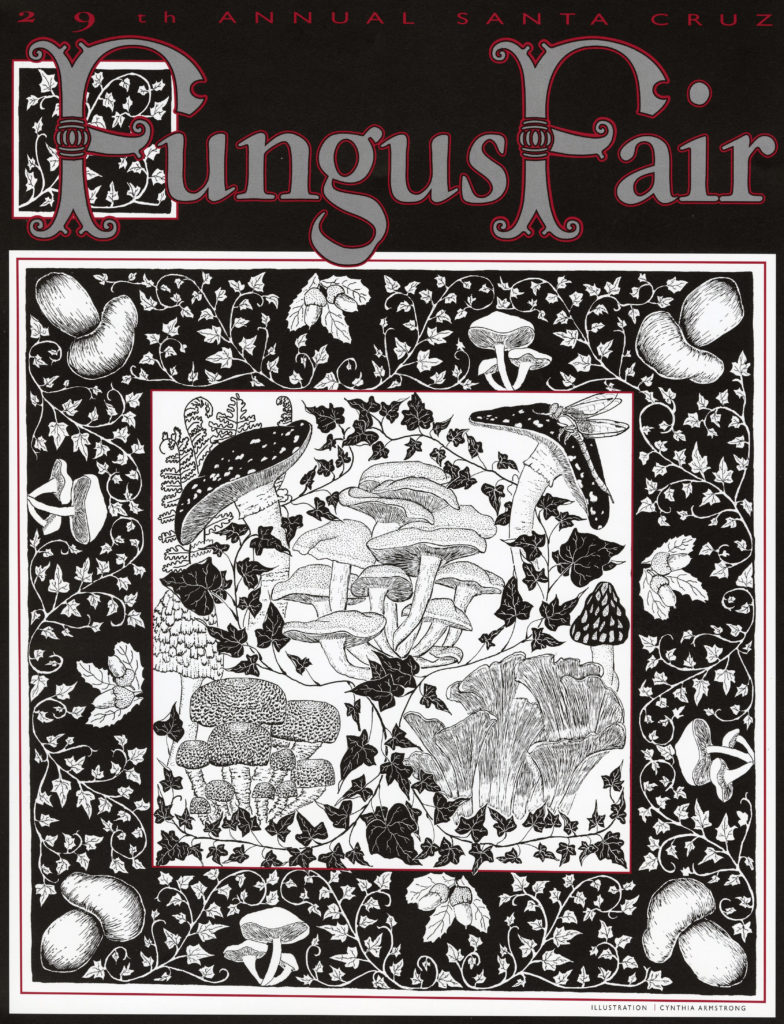 Advertisement for the Fungus Fair