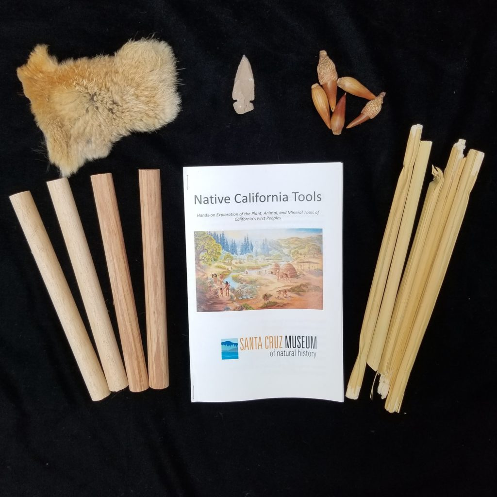 Content of the Native California Tools kit